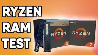 Does RAM Speed Really Improve Ryzen FPS??