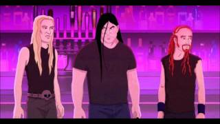 Watch Dethklok The Cyborg Slayers video