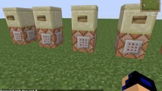 Como Usar O Bloco De Comando Minecraft 1.5.2