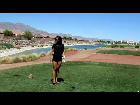 Las Vegas GIRLS  teaching Sexy Golf Lessons    – brought to you by RawTeams.com!!!!