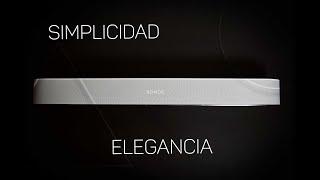 Sonos Beam Barra de sonido INTELIGENTE simple y elegante | ¿Vale la pena?
