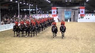 Royal Canadian Mounted Police – auf Deutschlandtournee