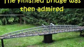 Peckforton Light Railway - The Swing Bridge