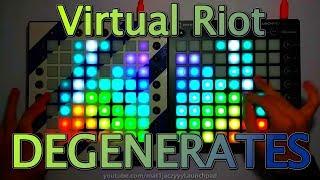 Virtual Riot Degenerates Launchpad PRO MK2 Project File