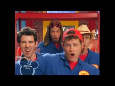Brainstorming! by the Imagination Movers on Playhouse Disney