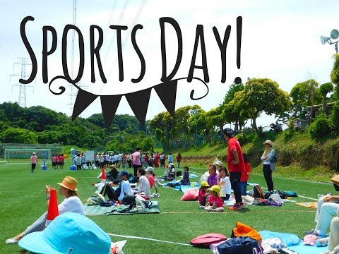 Sports Day in Japan