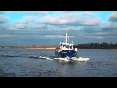 Многоцелевой катер проекта 02220 «Ярославец-М»