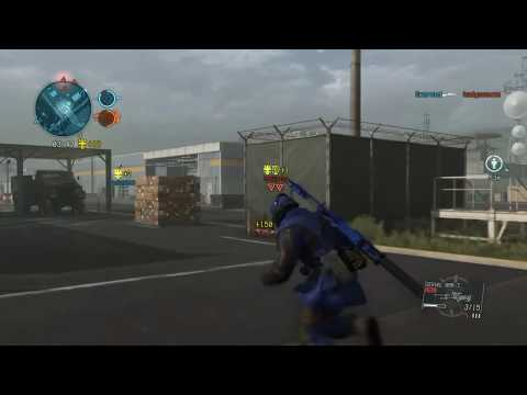 MGO3 | Aggressive SERVAL AMR-7 Gameplay