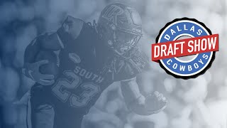 Combine Bargain Hunting For The Dallas Cowboys | The Draft Show