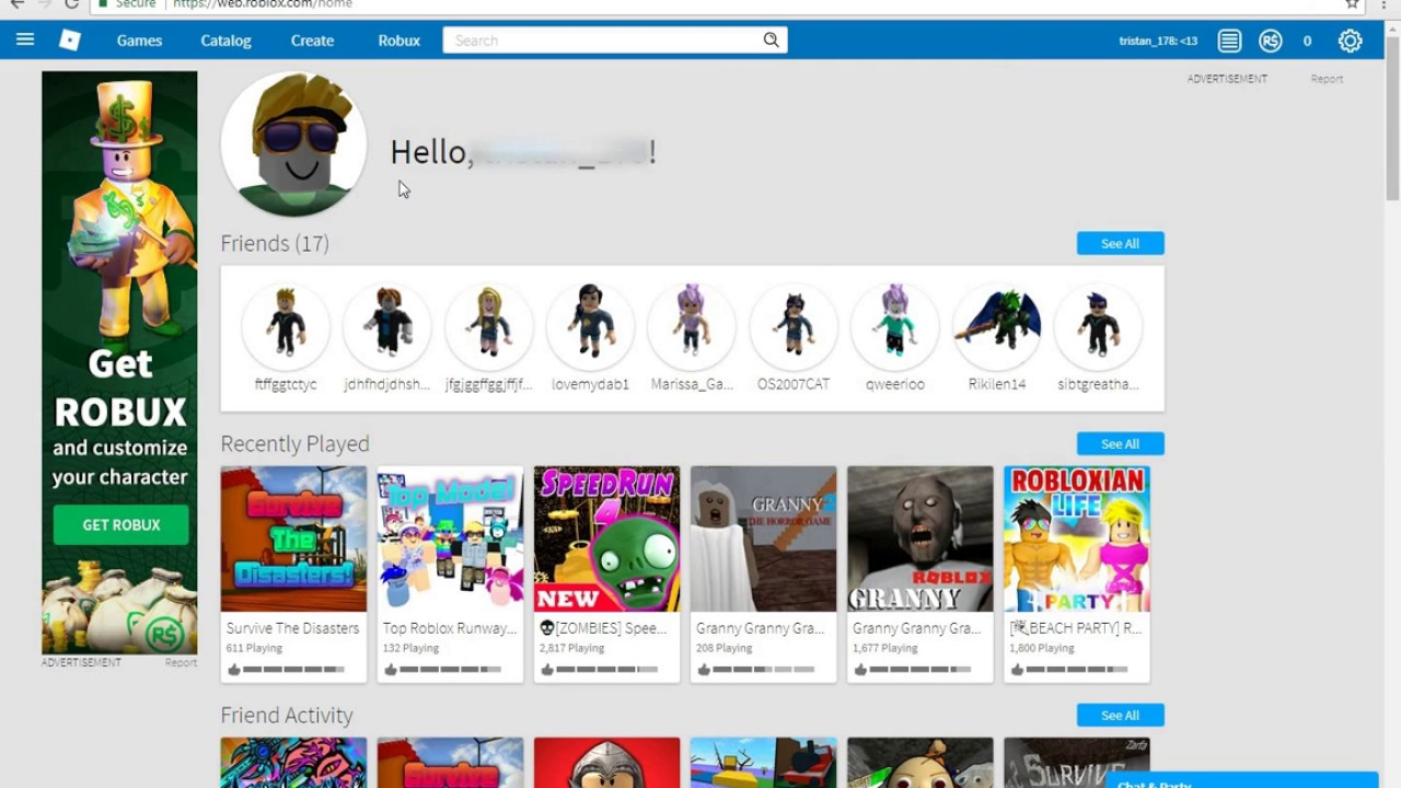 Roblox For Windows 8