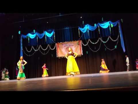 Detroit Telugu association 2015 fashion show