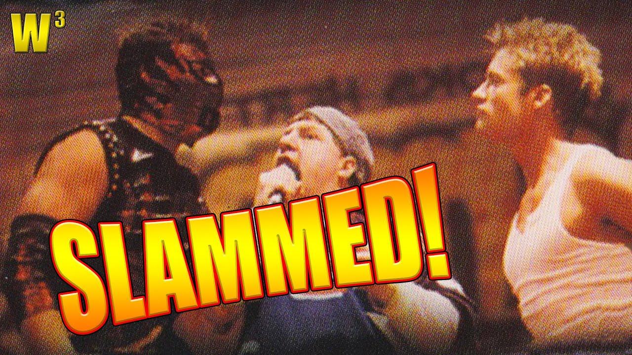 Slammed! | Wrestling With Wregret