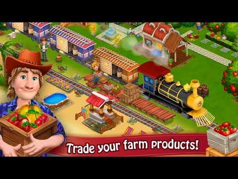 Farm Day Village Farming: Offline Games 1