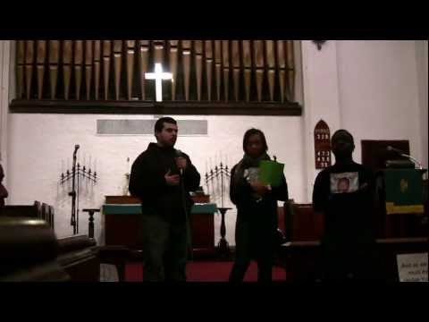 Justice for Ramarley Graham 1st Annual Memorial...Part 3
