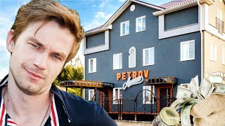 Как живет Александр Петров и сколько зарабатывает актер
