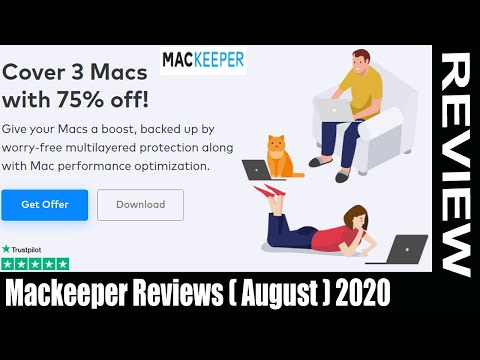Mackeeper Reviews [August