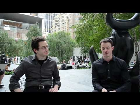 Third Coast Percussion | Soundcheck and interview at MoMA