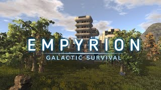 Empyrion Galactic Survival - I have no idea what I am doing...