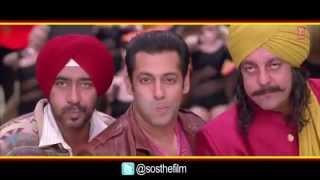 "Po Po (Full Video Song) [HD] - ""Son Of Sardaar | Salman Khan, Sonakshi Sinha, Ajay Devgn"
