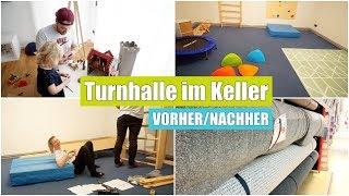 Kids helfen mit! | Spielzimmer einrichten & Möbel aufbauen | Isabeau