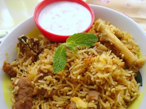 recipe: mutton dum biryani recipe in hindi [8]