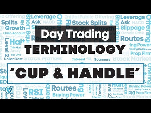 Cup & Handle: Day Trading Terminology