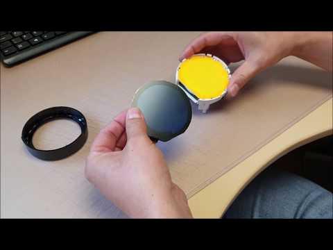 Fiat 500 Speedometer Replacement LCD Pixel Repair