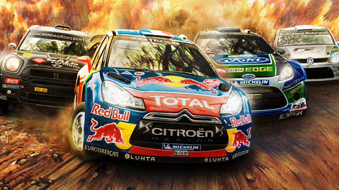 Гоняю как БОГ!!!WRC 3: FIA World Rally Championship.