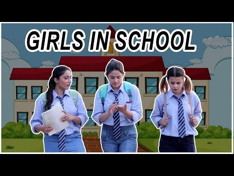 GIRLS IN SCHOOL || Sibbu Giri