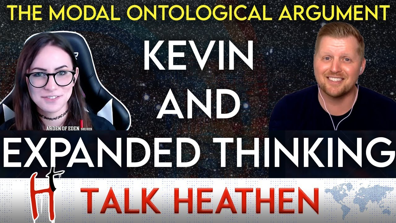 Just Kevin Being Kevin | Kevin-NY | Talk Heathen 05.24