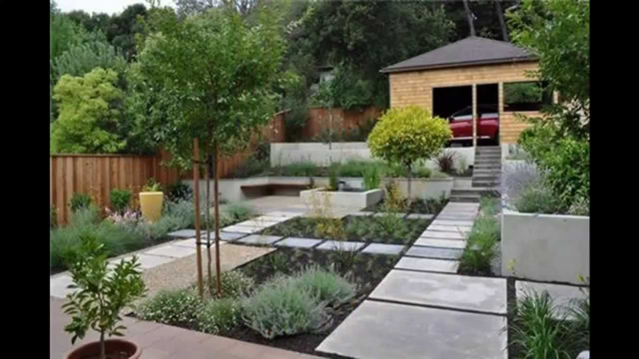 Best Courtyard landscaping ideas - Home Art Design Decorations