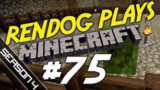 Minecraft Survival Lets Play [S4E75] - Finding A Slime Chunk!