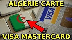 CARTE VISA MASTERCARD EN ALGÉRIE كيف تتحصل على بطاقة فيزا ماستر كارد في الجزائر