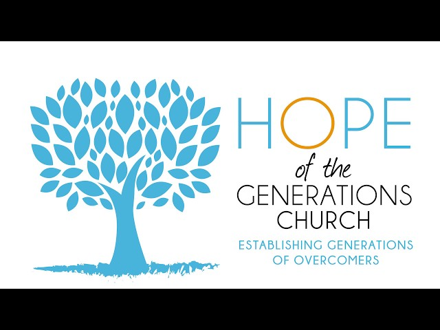 Conduct Yourself With Understanding - Dr. Henry Wright - Hope of the Generations Church Service