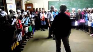 Twelve Apostles Church in Christ choir