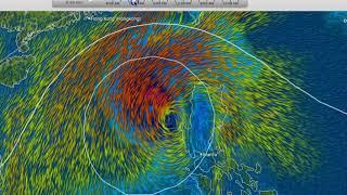 Typhoon Yutu Over The Philippines Update