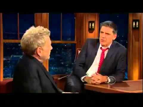 Craig Ferguson 2 7 12D Late Late Show Kenneth Branagh