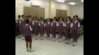 Gita Pujian II 2014 - Koor SD Regina Pacis Jakarta