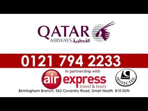 Air Express QATAR Airways Offer