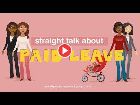 Straight Talk About Paid Leave
