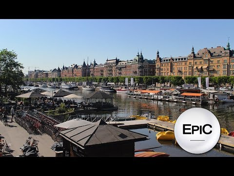 Quick City Overview: Stockholm, Sweden (HD)