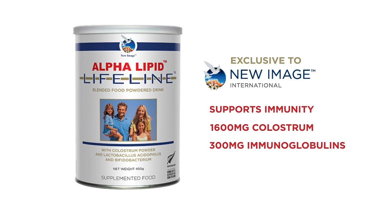Alpha Lipid Lifeline Youtube