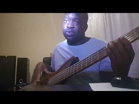 Zaza - Diphiri Bass Cover Tutorial