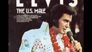 """Elvis Presley """"U.S. Male"""""""