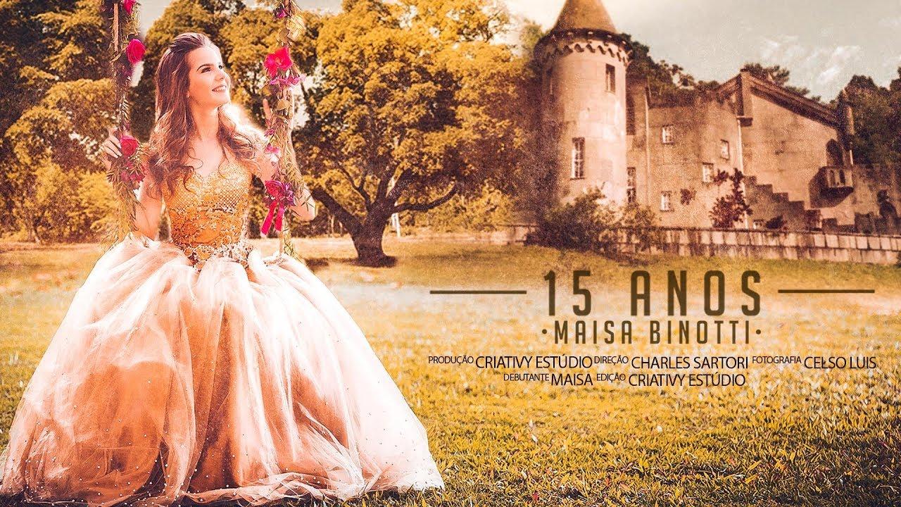 b2d957e93de8 Maisa 15 anos | A mais linda e emocionante festa - YouTube