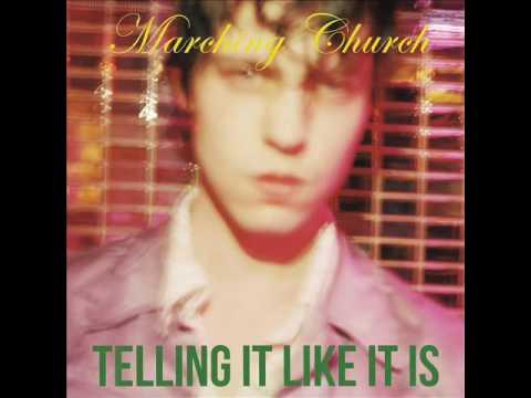 Marching Church  Telling It Like It Is LP 2016