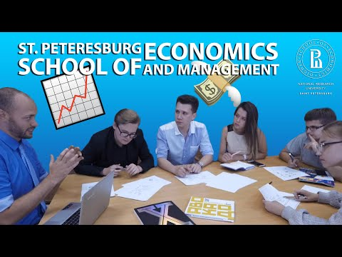 St Petersburg School of Economics and Management