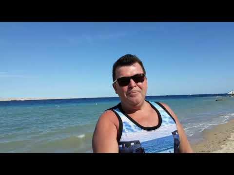 Хургада апрель 2019. Сезонный ветер Хамасин и пляж El Sakia.