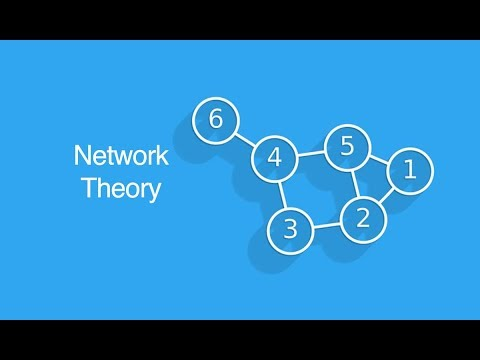 Network Theory: 3 Graph Theory