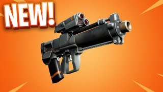 The New Proximity Launcher in Fortnite..